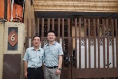 Director Leon Lee finally meets Sun Yi in person in Jakarta