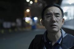 Sun Yi on the run from chinese authorities in Beijing